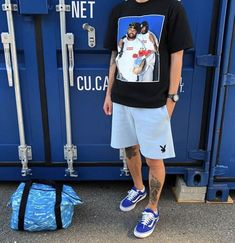 Summer Swag Outfits, Swag Outfits Men, Stylish Mens Outfits, Stylish Boys, Boy Outfits, Outfit Grid, Hype Clothing, Mens Clothing Styles, Black Men Street Fashion