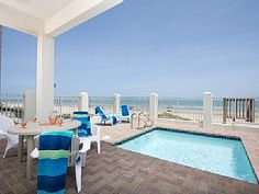 Beachfront, Private Heated Pool, 4 Bedrooms/3.5 Baths, And Pet Friendly!Vacation  Rental In South Padre Island From @HomeAway! #vacation #rental #tru2026