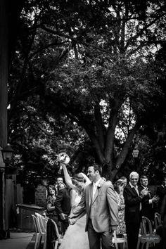Wedding photos: Frances Morency Photography