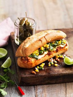 Sloppy Jose from Gourmet Traveller - so good!