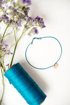 Anna Inspiring Jewellery Wristband BESTE MAMA in 18 ct. Rose Gold