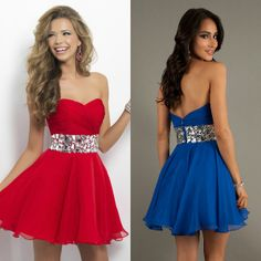 New fashion 2013 - 2014 fast delivery 8th grade graduation sparkly short sexy cocktail dress halter homecoming dresses 40100