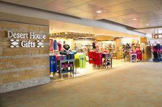 Gift shop at Tucson International Airport