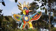 Google feiert heute mit den Besuchern der Startseite der Suchmaschine den 84. Geburtstag der Künstlerin Niki de Saint Phalle. Wer die Frau..