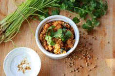 Lentil Winter Vegetable Curry — Wholefood Nosh