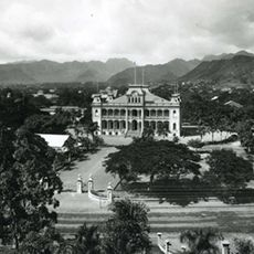 Iolani Palace - The only royal residence located on American soil, Iolani Palace has been meticulously restored to its original grandeur.