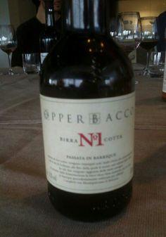 Nº1, Opperbacco, barley wine, Italy