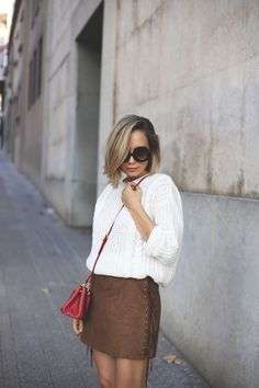 Suede and Fringe