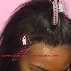 www.chinacharminghair.com lace frontal sew in