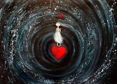 Parfois, une personne nous fuit sans aucune explication, en nous laissant seuls, désespérés par cette absence qui laisse un vide énorme dans notre vie.