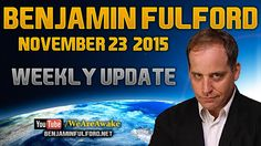 Benjamin Fulford: Nov 23, 2015: Khazarian mafia takedown is accelerating...