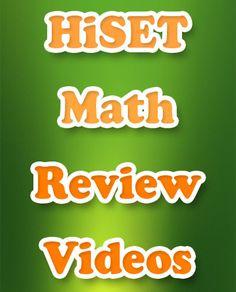 40 best hiset test study guide images on pinterest hiset practice httpmometrixacademyhiset mathematics fandeluxe Gallery