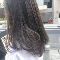 """82 Likes, 2 Comments - 大﨑 竜之将 ( SHIMA ) (@ryunosukeosaki) on Instagram: """"ハイライト×プラチナグレージュ. 透明感と柔らかさが. 日本人特有の赤みをしっかり消します. . ご予約はDM.コメント.LINEがスムーズにご案内しやすいです . #shima…"""""""