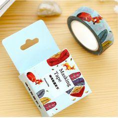 Bastelbedarf - Masking tape / Washi tape - ein Designerstück von OhHappyDog bei DaWanda