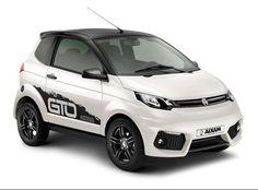 "City ""GTO""  mit 480ccm HDI Motor Quad, City Car, Concept Cars, Erotica, Diesel, Automobile, Passion, Vehicles, Autos"