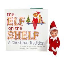 Elf on the shelf - a cute family tradition I'd really like to start