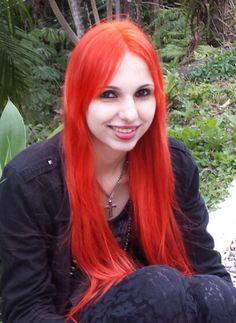#orangehair #halloween #redhair