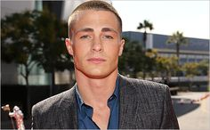 How I Picture It: Colton Haynes as Travis Maddox; except he needs chocolate brown eyes & dark brown hair to truly be Trav Beautiful Disaster/Walking Disaster/Beautiful Oblivion by Jamie McGuire Cool Hairstyles For Men, Hairstyles Haircuts, Haircuts For Men, Haircut Men, Colton Haynes, Short Hair Cuts, Short Hair Styles, Beautiful Disaster, Beautiful Oblivion