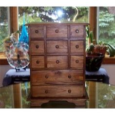 11 Drawer Apothecary Spice Chest Mahogany Finish (Kitchen)  http://mobilephone.10h.us/amazon.php?p=[PRODUCT_ID  B002EIS7HO