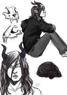 Monster!Carm Carmilla And Laura, Carmilla Series, Female Character Design, Character Design Inspiration, Character Art, My Fantasy World, Fantasy Girl, Cool Sketches, Cool Drawings