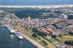 Luchtopnamen - Hans Roskam photos Hoek van Holland