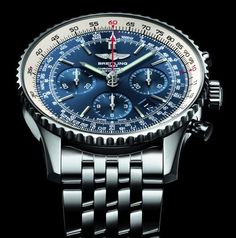 Navitimer Blue Sky Limited Edition 60th anniversary
