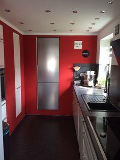 Küche nach Umbau