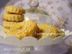 Fotorecept: Cesnakovo-syrové pečivo