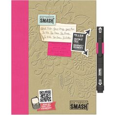 Smash Folio Pretty Pink | Hobbycraft