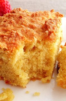 """Gluten-Free Orange Almond Cake with Orange Sauce 