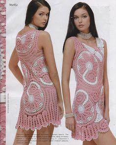 Crochet dresses - etelvina brito - Álbumes web de Picasa