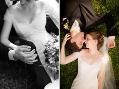 Rachael + Lucas: A Real Wedding