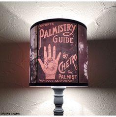 Unique Lamps, Unique Lighting, Lighting Ideas, Orange Lamps, Pagan Decor, Witch Decor, Rustic Lamps, Industrial House, Industrial Lighting
