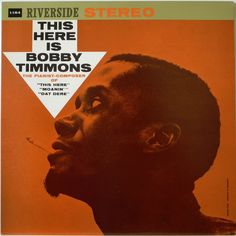 BOBBY TIMMONS / THIS HERE IS / RIVERSIDE / JAZZ / VICTOR JAPAN