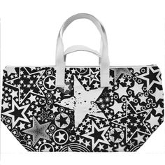 Shop STARRY STARRY NIGHTS 2 Weekend Bag by THE GRIFFIN PASSANT STREETWEAR STREETWEAR | Print All Over Me