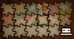 Malowane puzzle