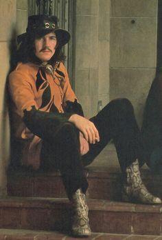 John Henry Bonham                                                                   Chateau Marmont                                     Led Zeppelin