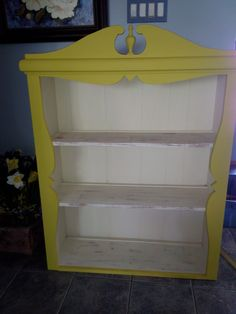 chalk painted 2nd piece to hutch...used as a bookcase, $295 LADYBUG DESIGNS, at ladybggg@gmail.com, southern Ontario