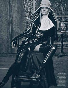Steven Klein + Kate Moss