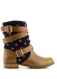Boots RALFIE Camel - Bottines Femme - OUTLET mellow yellow