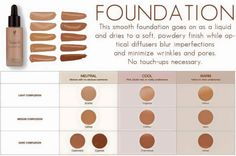 #younique #foundation  Available September 1st