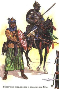 The Crusades - XI c. Saracens