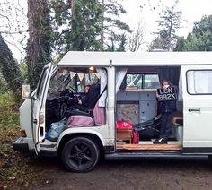 A van full of Beetle parts and two of the best boys in the whole wide world! (If you'd like to follow the Beetle restoration, I'm posting progress over at @christiangeuter!) #campervanster #campervan #vanifediaries #vanlife