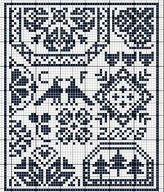free pattern, solo color
