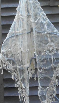 Festival Scarf,Wedding  Scarf,Wedding Shawl,Lace scarf,Ivory Sheer Scarf,Mother of the Bride Shawl,Bridesmaids Gift, Triangle Shawl