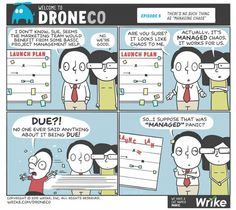 Welcome to DroneCo, episode 5: Do you have similar problems managing your marketing chaos?