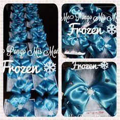Fiesta temática Frozen, lindísimos!