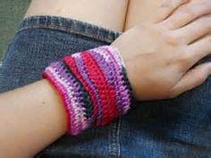 Free crochet braclets Patterns - Bing Images