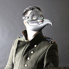 Industrial Plague Mask