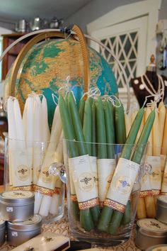 Beeswax Candles Big Dipper, Beeswax Candles, Table Decorations, Home Decor, Candles, Ursa Major, Interior Design, Home Interior Design, Dinner Table Decorations
